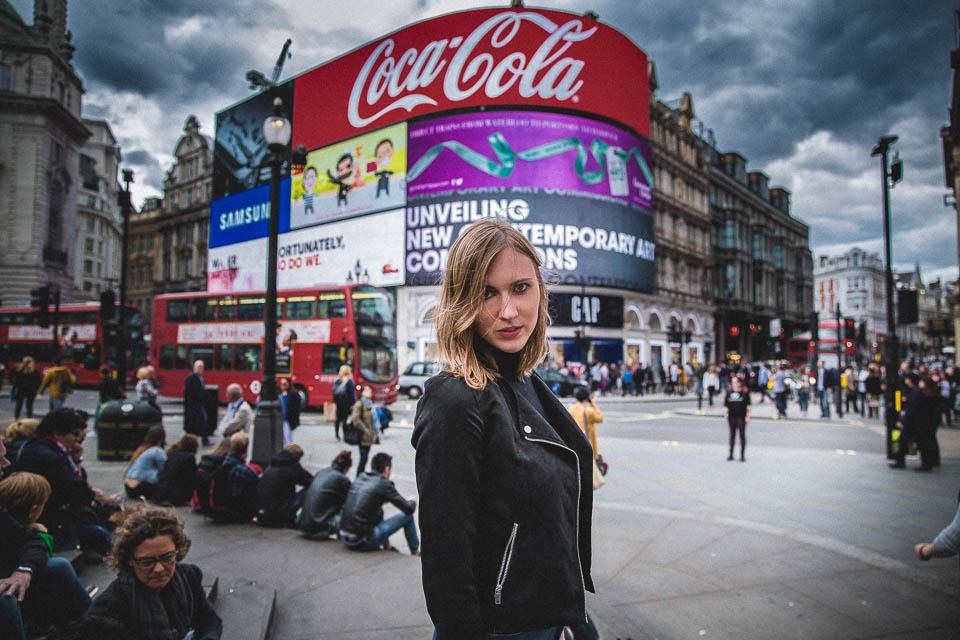 Porträtfotos in London