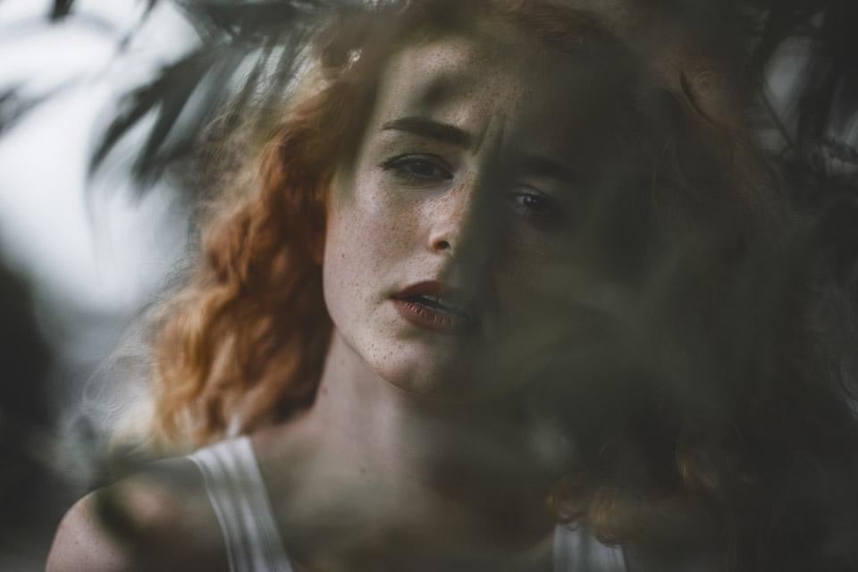 Porträt von Vera in De Rijp